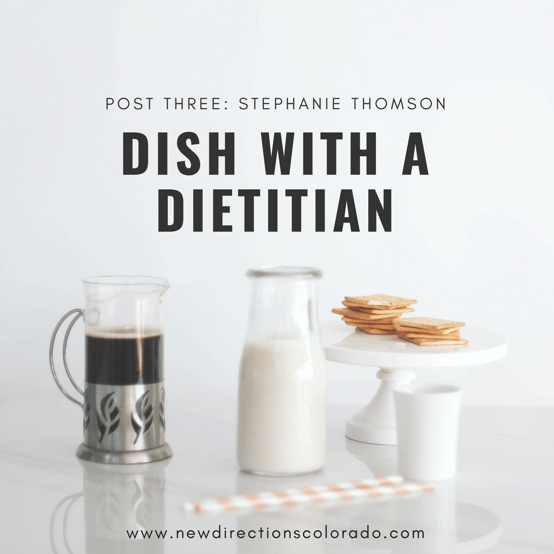 Dish with a dietitian stephanie thomson Stephanie Thomson, RDN on Measuring Health | Dish With A Dietitian