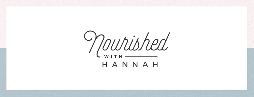 Nourished With Hannah Dish With A Dietitian | Featured Guest Hannah Turnbull, RD