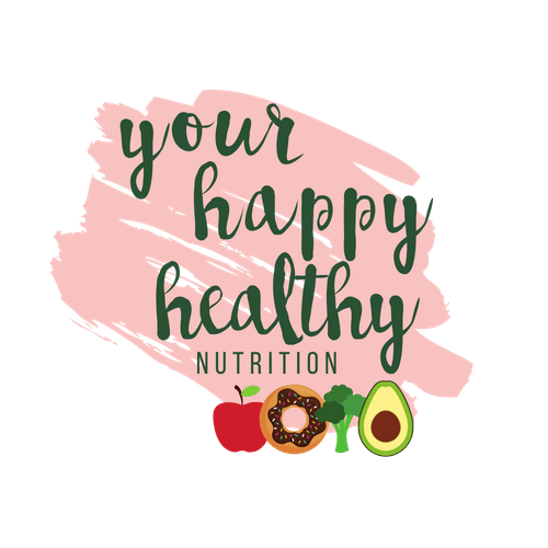 Your Happy Healthy Nutrition Dish With A Dietitian | Featured Guest Jamie Magdic, RDN