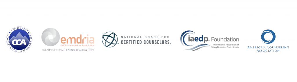 Credentials 1024x285 Colorado Online Counseling At A Distance